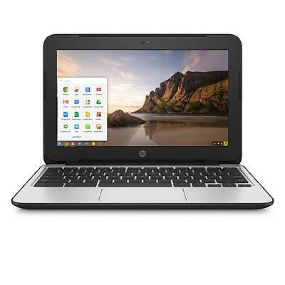 "HP Chromebook 11 G4 Laptop Notebook Cel 4GB RAM 16GB 11.6"" Chrome OS   N1A81EA"