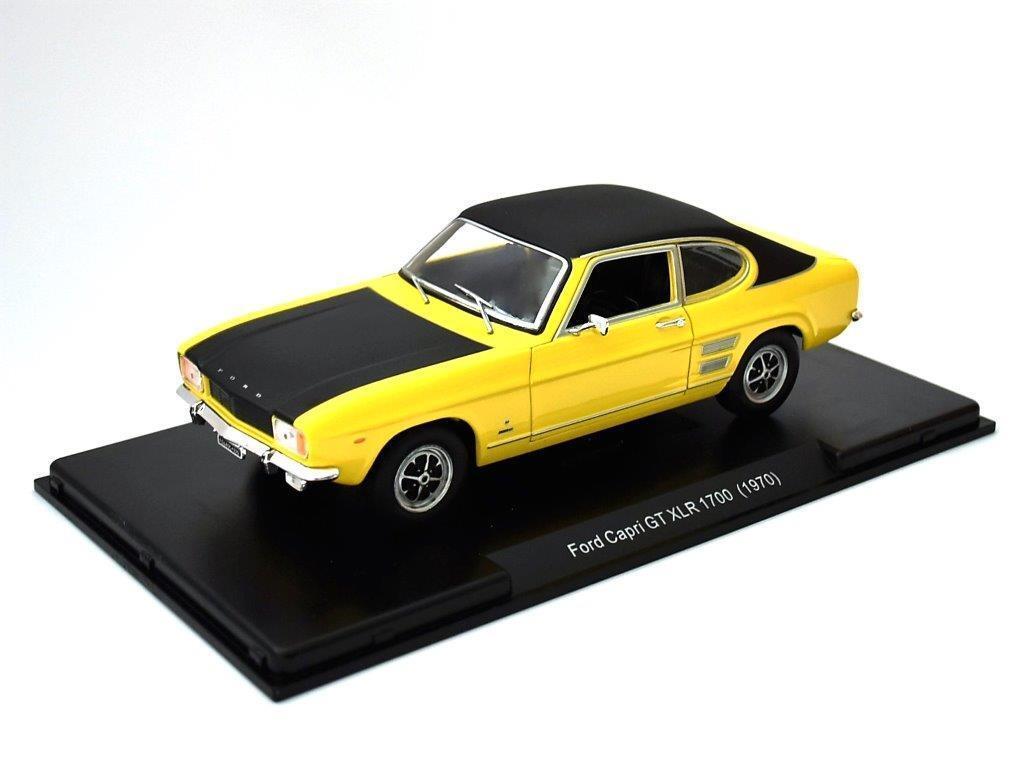 Ford Capri GT XLR 1700 (1970) 1 24 échelle