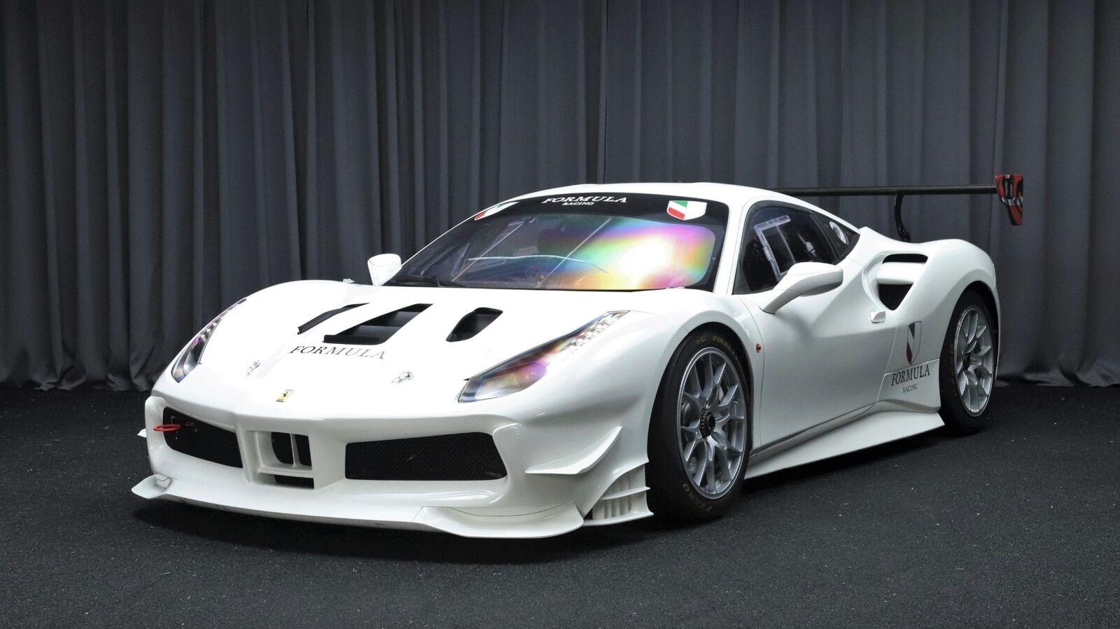 Ferrari 488 3,9 Challenge DCT 2d - 1.230.900 kr.