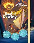 Disney Moana Book of Destiny by Parragon Book Service Ltd (Hardback, 2016)