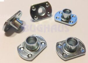 NEW 5//16-24 Weld in cage nut assembly   A-1999-51624