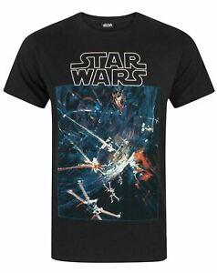 Star-Wars-Death-Star-Men-039-s-T-Shirt
