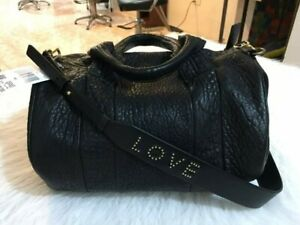 Guaranteed Authentic Alexander Wang Rocco Bag & Brandnew MK Strap with Tags