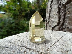 RARE-Citrine-Gem-Quality-Self-Standing-Point-99-Clarity-Abundance-Gemstone