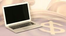 "Apple MacBook Air A1466 13"" Laptop Early 2014 I5 1.4GHz 128GB SSD 4GB Ram #GG085"