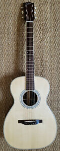 Peter Robson - Luthier Built Parlor Guitar