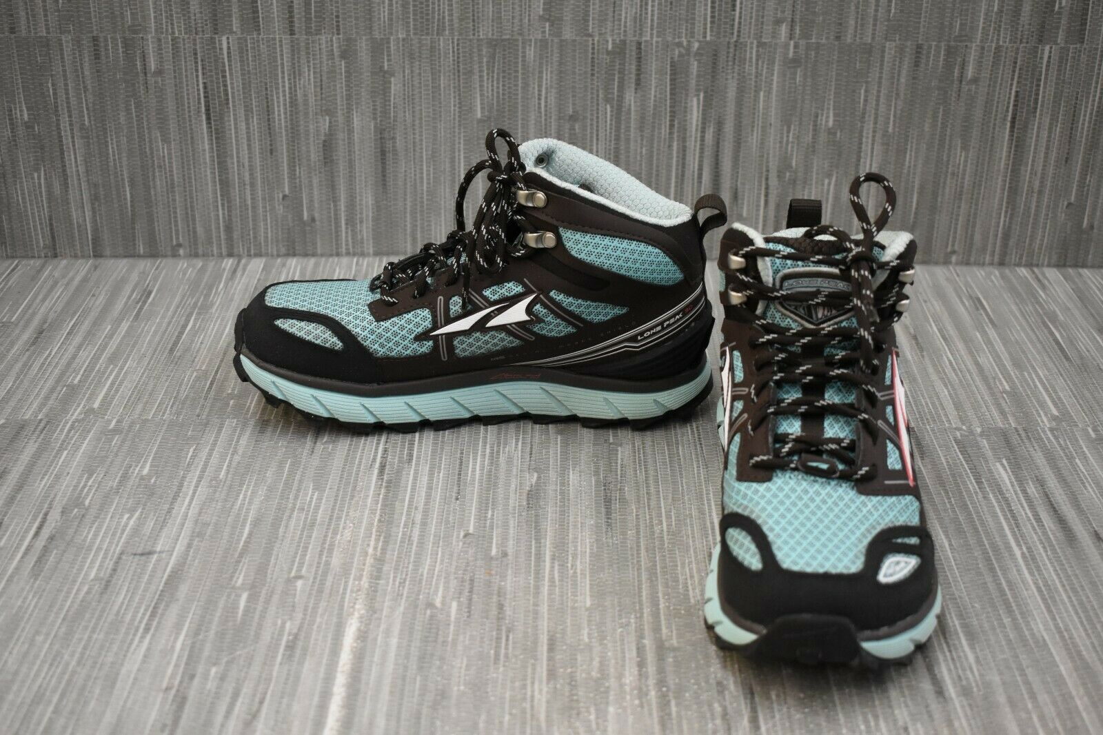 Trail Running Shoe Electric Blue