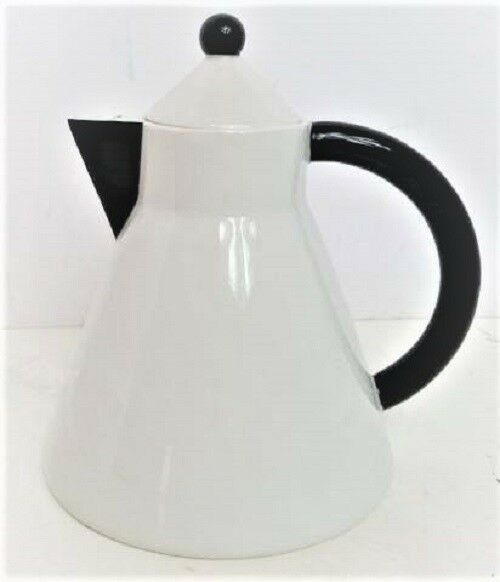 ArtWerk Allemagne Trendy Art Déco Moderne Noir Blanc Thé Café pot mod Decor New