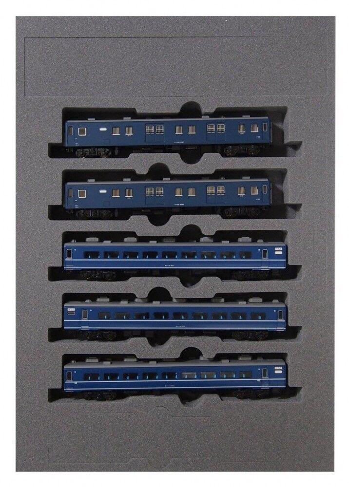 marchi di moda KATO 10-1215 JNR Series 14-500 Express 'Niseko Soya' Soya' Soya' Add-On 5 JAPAN F S J6383  per poco costoso