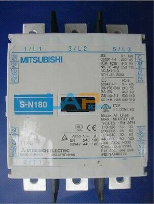 1PCS Mitsubishi Motor MITSUBISHI S-N38 AC110V