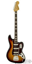 Squier Electric Bass 6 String Vintage Modified Bass VI in Sunburst - 0305600500