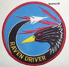 US. Air Force `EF-111A RAVEN`  Cloth Badge / Patch (F111-7)