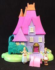 Polly Pocket Mini 💛  1995 - Cinderella Stepmother's House - Bluebird Toys