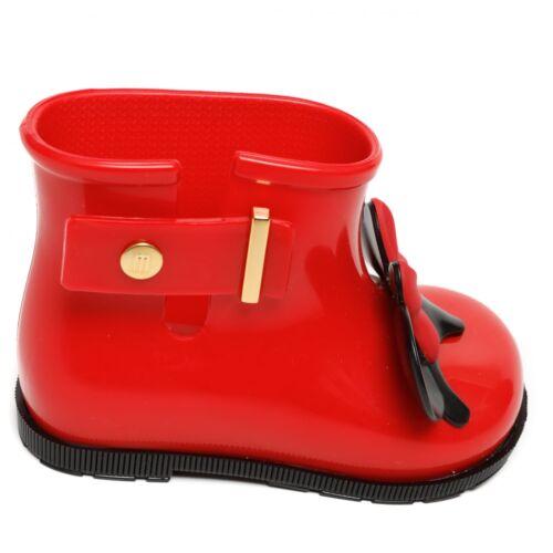 Melissa Shoes Mini Sugar Rain MM Ears Boot