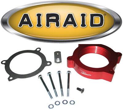 AIRAID 200-617 PowerAid Throttle Body Spacer 07-13 Chevy Silverado 1500 5.3L