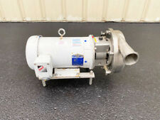 Alfa Laval 5 Hp Series Lkh Stainless Steel Sanitary Centrifugal Pump