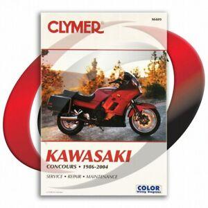 1986-2004-Kawasaki-ZG1000-Concours-Repair-Manual-Clymer-M409-Service-Shop