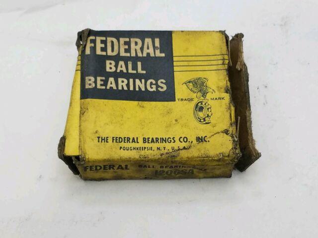 1206SA Federal New Self Aligning Ball Bearing