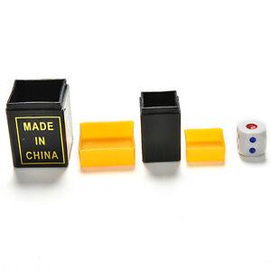 Telescope-Binoculars-Listen-Dice-Magic-Toys-Talking-Dice-Box-magic-Props-YJ