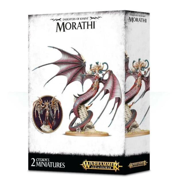 Daughters of Khaine Morathi, Warhammer Age of Sigmar