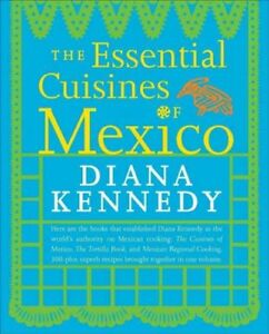 Essential-Cuisines-of-Mexico-Paperback-by-Kennedy-Diana-Brand-New-Free-sh