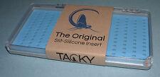Tacky Original Slit Silicone Insert Fly Box - Fly Fishing Fly Storage OB0010514