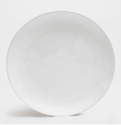 Zara Home White Dinner Plate
