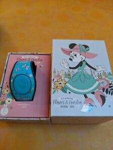 Minnie-In-Bloom-2020-Flower-And-Garden-Festival-LE2000-MagicBand-Disney-Parks