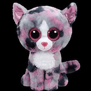 Ty Beanie Boo Plush - Lindi The Cat 15cm ff7b83ca6243