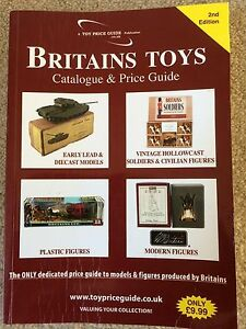 Britains-Toys-Catalogue-amp-Price-Guide-2nd-Edition