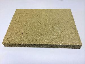 Gioiellieri HEAT PROOF SOLDERING Board blocco gioielli VERMICULITE 150x100x25mm  </span>