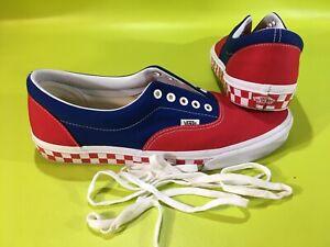 Vans-Era-Bmx-Checkerboard-True-Blue-VN-0A38FRU8H-Skate-Sneaker-Men-039-s-Size-13