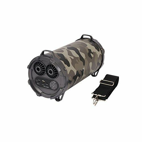- Portable Wireless Speaker Blackmore BTU-5005 Speaker System s Battery