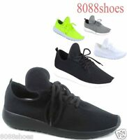 Women's Light Weight Flat Running Sport Athlet Sneaker Shoes Size 5 - 10 NEW