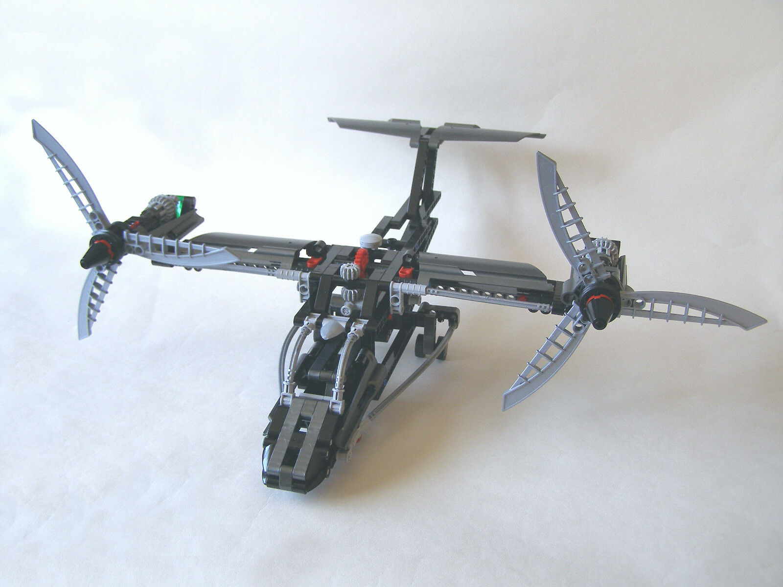 LEGO 8434 Technic Aircraft (Pre-Owned)    4dd137