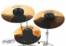 """20"""" RockSolid Ride Cymbal Practice Pad Silencer  - FREE POSTAGE"""