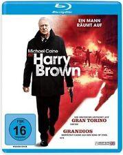 HARRY BROWN, Ein Mann räumt auf (Michael Caine) Blu-ray Disc NEU+OVP