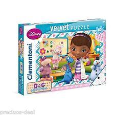 Clementoni Doc McStuffins Velvet - 60 Pcs Disney Jigsaw Puzzle Fun for Children