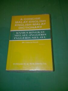 FidèLe A Concise Malay-english English-malay Dictionary