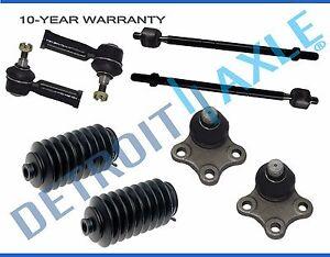 Detroit Axle Complete Power Steering Rack /& Pinion Assembly Ford Contour Mercury Cougar /& Mystique