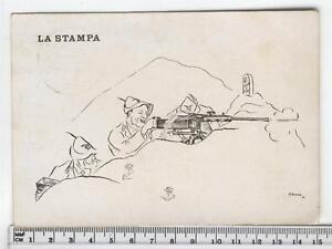 Cartolina-Militare-Soldati-in-guerra-disegno-2198
