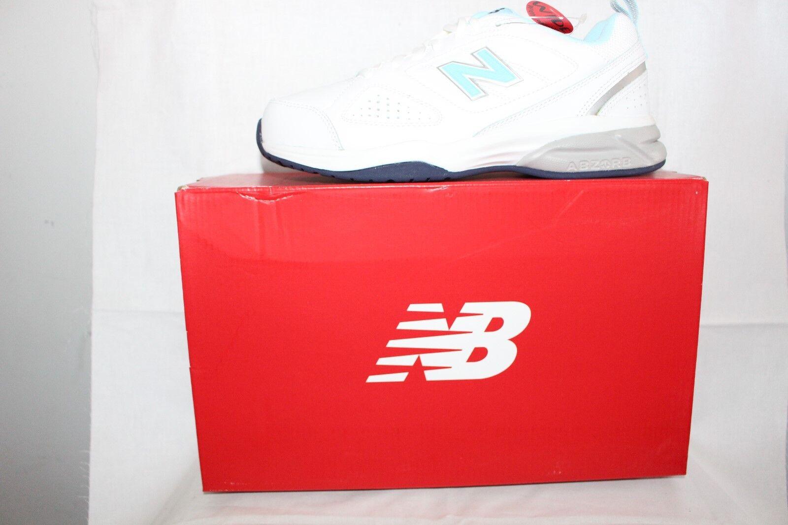 Damas Zapatos Calzado-New Balance Chándal Chándal Chándal WX624 blancoo 0b7bf2