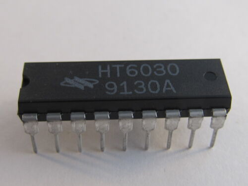 HT6030 Holtek 3//12 Series of Decoders im DIP18 Gehäuse