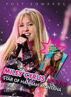 Miley Cyrus: The Best of Both Girls by Posy Edwards (Hardback, 2008)