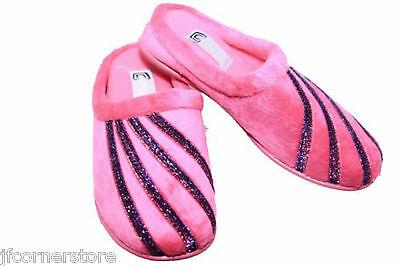 Fabulosa Calidad Hermosa ladies/girls slipper/mules-tan cálido y cómodo