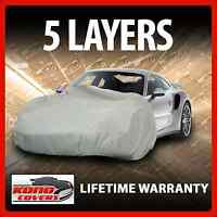 Bmw 128i Convertible 5 Layer Waterproof Car Cover 2008 2009 2010 2011 2012