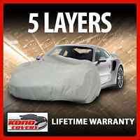 Chrysler Lebaron Convertible 5 Layer Car Cover 1988 1989 1990 1991 1992 1993