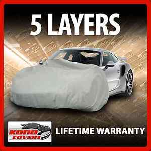 Audi Tt Coupe 4 Layer Car Cover 2000 2001 2002 2003 2004 2005 2006 2007