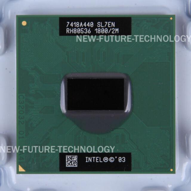 SL7EN SL8U6- Intel Pentium M 745 1.8 GHz 2 MB 400 MHz US free shipping