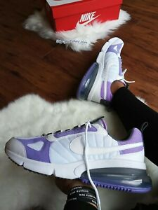 Men's Air Max 270 Futura In Whiteviolet
